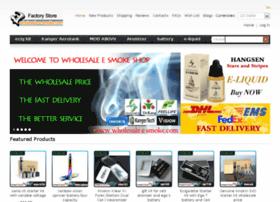 Wholesaleesmoke.com thumbnail