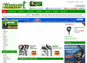 Wholesalegolfstore.co.uk thumbnail