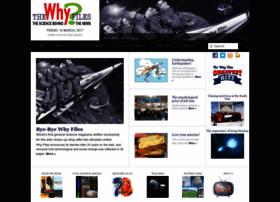 Whyfiles.org thumbnail