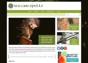 Wiccanspells.info thumbnail