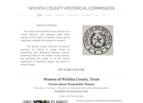 Wichitacountyhistoricalcommission.org thumbnail