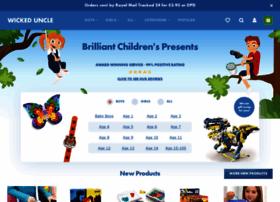 Wickeduncle.co.uk thumbnail