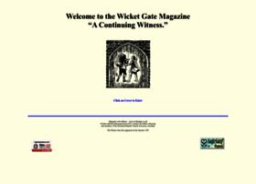 Wicketgate.co.uk thumbnail