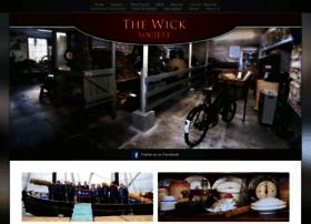 Wickheritage.org thumbnail