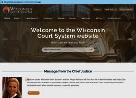 Wicourts.gov thumbnail