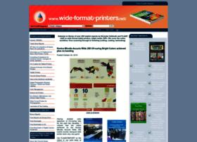 Wide-format-printers.net thumbnail