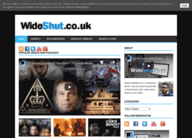 Wideshut.co.uk thumbnail