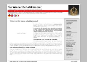 Wiener-schatzkammer.at thumbnail