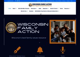 Wifamilyaction.org thumbnail