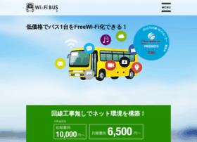 Wifibus.jp thumbnail