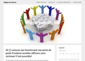 Wiggle-your-big-toe.fr thumbnail