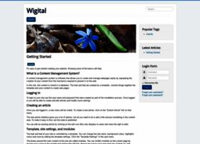 Wigital.net thumbnail