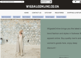 Wigsaleonline.co.uk thumbnail