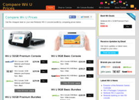 Wiiprices.co.uk thumbnail