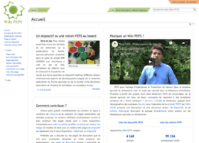 Wiki-peps.fr thumbnail