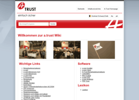Wiki.a-trust.at thumbnail