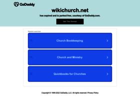 Wikichurch.net thumbnail