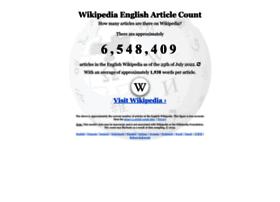 Wikicount.net thumbnail