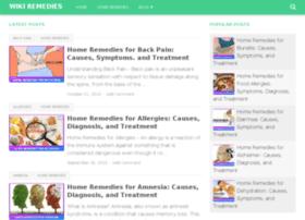 Wikiremedies.top thumbnail