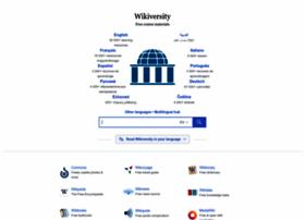 Wikiversity.org thumbnail