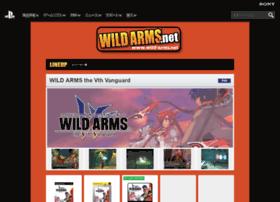 Wild-arms.net thumbnail