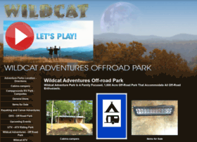 Wildcatadventures.net thumbnail