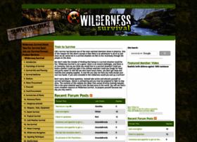 Wilderness-survival.net thumbnail