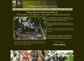 Wildernessdiscovery.co.uk thumbnail