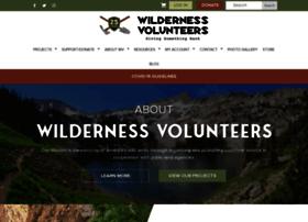 Wildernessvolunteers.org thumbnail