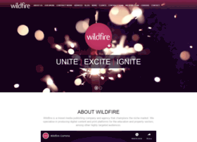 Wildfirecomms.co.uk thumbnail