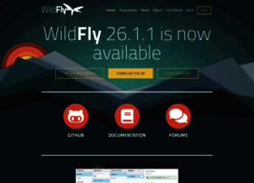 Wildfly.org thumbnail