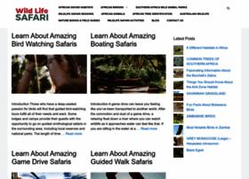 Wildlifesafari.info thumbnail