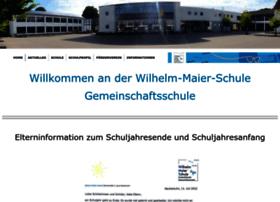 Wilhelm-maier-schule.de thumbnail