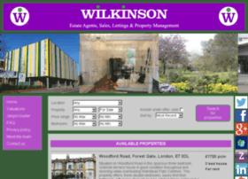 Wilkinson-estates.co.uk thumbnail