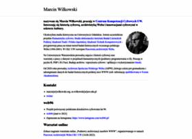 Wilkowski.org thumbnail
