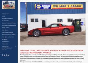 Willardsgarage.net thumbnail