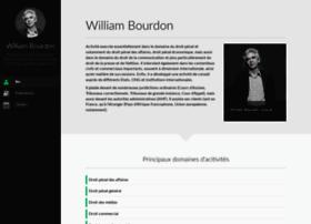 William-bourdon.fr thumbnail