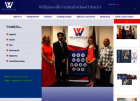 Williamsvillek12.org thumbnail