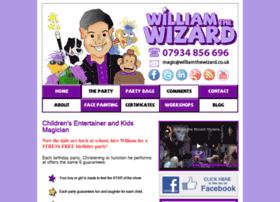 Williamthewizard.co.uk thumbnail