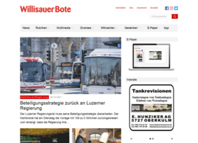 Willisauerbote.ch thumbnail