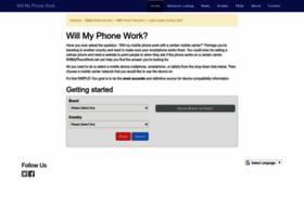 Willmyphonework.net thumbnail