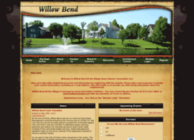 Willow-bend.org thumbnail