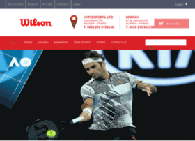 Wilsonsports.gr thumbnail