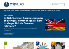 Wiltonpark.org.uk thumbnail
