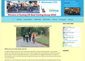 Winchesterctc.org.uk thumbnail