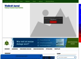 Windkraft-journal.de thumbnail