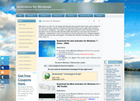 Windows-activator.net thumbnail