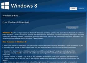 Windows8-key.org thumbnail