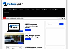 Windows8facile.fr thumbnail