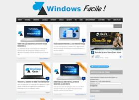 Windowsfacile.fr thumbnail